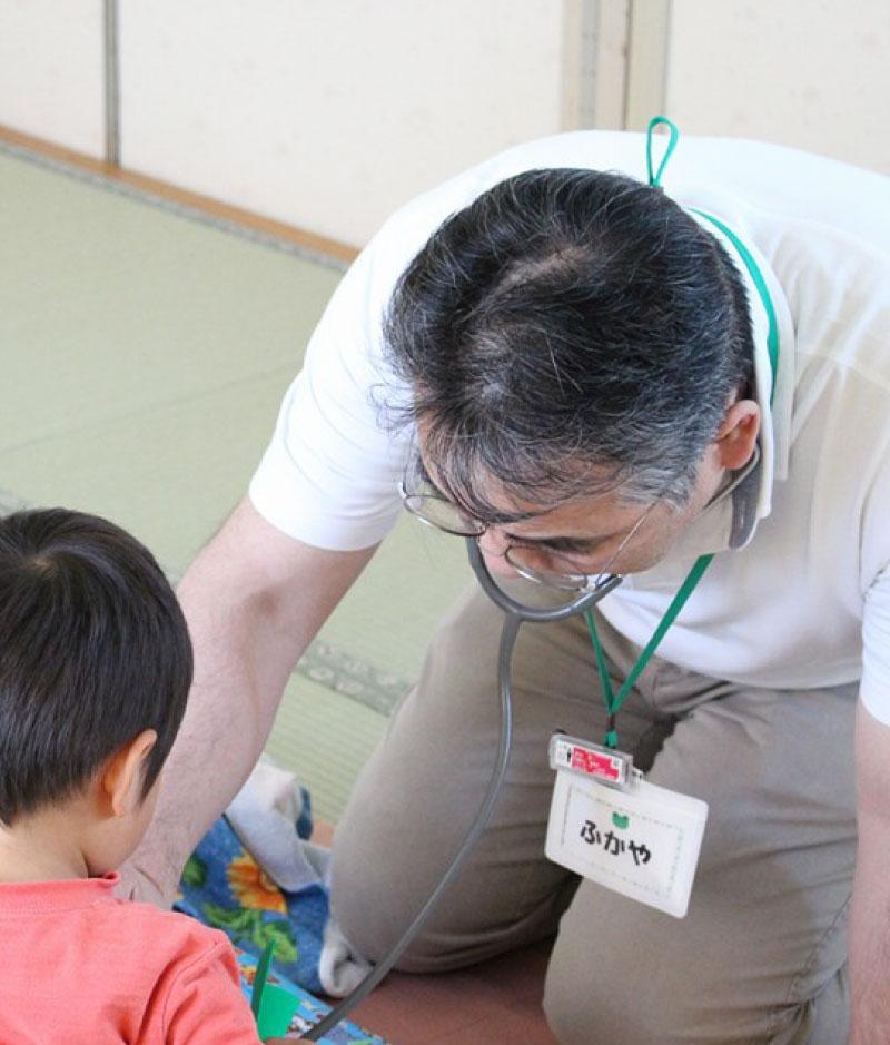 看護と保育の一体化